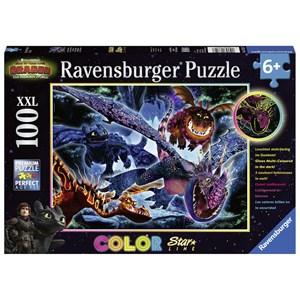 "Ravensburger (13710) - ""Dragon"" - 100 piezas"