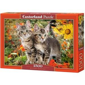 """Castorland (C-151899) - """"Kitten Buddies"""" - 1500 piezas"""