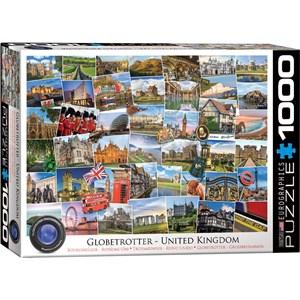 "Eurographics (6000-5464) - ""United Kingdom"" - 1000 piezas"