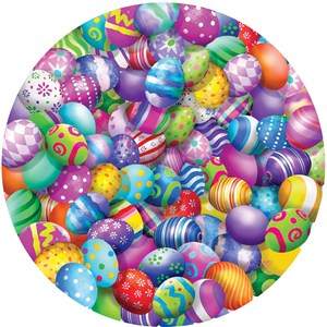 "SunsOut (34873) - Lori Schory: ""Easter Eggs"" - 500 piezas"
