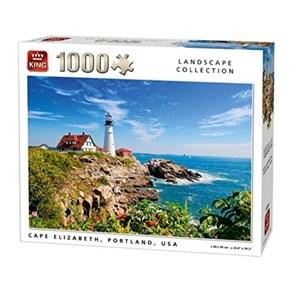 "King International (05709) - ""Cape Elizabeth, Portland"" - 1000 piezas"