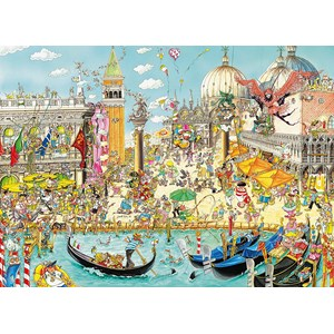 "King International (55842) - ""Venice"" - 1000 piezas"