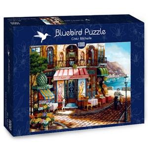 """Bluebird Puzzle (70124) - """"Chez Michelle"""" - 1000 piezas"""