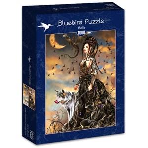 """Bluebird Puzzle (70422) - Nene Thomas: """"Bella"""" - 1000 piezas"""