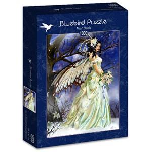 "Bluebird Puzzle (70423) - Nene Thomas: ""Mist Bride"" - 1000 piezas"