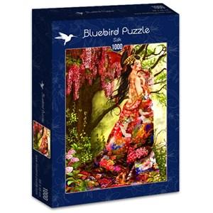 """Bluebird Puzzle (70426) - Nene Thomas: """"Silk"""" - 1000 piezas"""