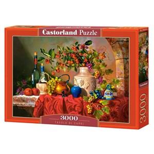 "Castorland (C-300570) - ""Tavola di Capri"" - 3000 piezas"