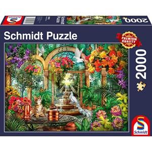 "Schmidt Spiele (58962) - ""Atrium"" - 2000 piezas"