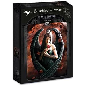"Bluebird Puzzle (70437) - Anne Stokes: ""Angel Rose"" - 1000 piezas"