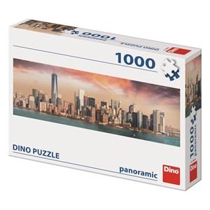 """Dino (54545) - """"Manhattan"""" - 1000 piezas"""