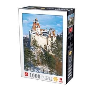 "Deico (61638) - ""Bran Castle"" - 1000 piezas"