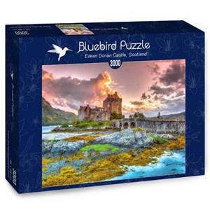 """Bluebird Puzzle (70049) - """"Eilean Donan Castle, Scotland"""" - 3000 piezas"""