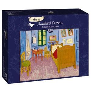 """Bluebird Puzzle (60004) - Vincent van Gogh: """"Bedroom in Arles, 1888"""" - 1000 piezas"""