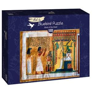"""Bluebird Puzzle (60088) - """"Book of the Dead"""" - 1000 piezas"""