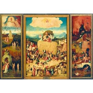 "Bluebird Puzzle (60060) - Hieronymus Bosch: ""The Haywain Triptych"" - 1000 piezas"