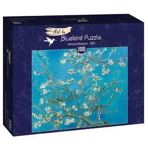 "Bluebird Puzzle (60007) - Vincent van Gogh: ""Almond Blossom, 1890"" - 1000 piezas"