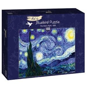 "Bluebird Puzzle (60001) - Vincent van Gogh: ""The Starry Night, 1889"" - 1000 piezas"
