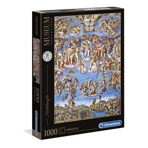 "Clementoni (39497) - Michelangelo: ""The last Judgement"" - 1000 piezas"