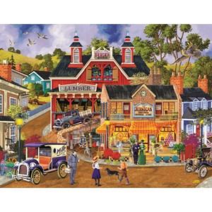 "SunsOut (38971) - Joseph Burgess: ""Jerrigan Bros General Store"" - 1000 piezas"