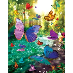 "SunsOut (48439) - Alixandra Mullins: ""Dream River"" - 1000 piezas"