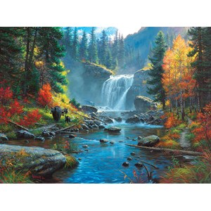 "SunsOut (52907) - Mark Keathley: ""Harmony"" - 1000 piezas"