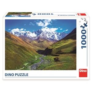 "Dino (53284) - ""Mountain Shkhara"" - 1000 piezas"