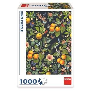 "Dino (53285) - ""Blooming Oranges"" - 1000 piezas"