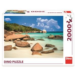 """Dino (56122) - """"Beach"""" - 2000 piezas"""