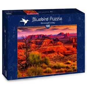 "Bluebird Puzzle (70266) - ""Monument Valley"" - 1500 piezas"