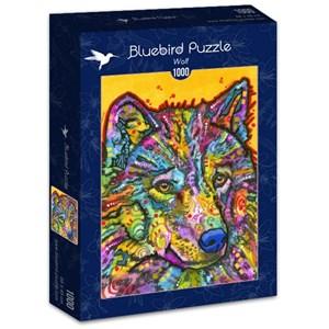 "Bluebird Puzzle (70092) - ""Wolf"" - 1000 piezas"