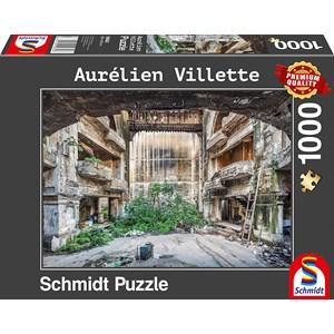 """Schmidt Spiele (59682) - Aurelien Villette: """"Cuban Theatre"""" - 1000 piezas"""
