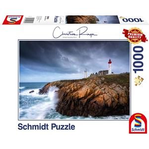 "Schmidt Spiele (59693) - Christian Ringer: ""St. Mathieu"" - 1000 piezas"