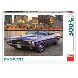 """Dino (50252) - """"Dodge Cars"""" - 500 piezas"""