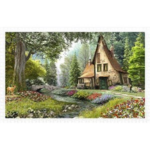 "Pintoo (h1789) - Dominic Davison: ""Cottage"" - 1000 piezas"