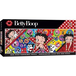 """MasterPieces (71839) - """"Betty Boop"""" - 1000 piezas"""
