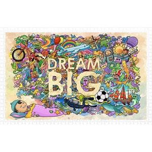 """Pintoo (h1671) - """"Dream Big"""" - 1000 piezas"""