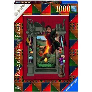 "Ravensburger (16518) - ""Harry Potter and the Trimagical Tournament"" - 1000 piezas"