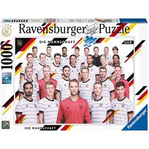 "Ravensburger (16480) - ""European Championship 2020"" - 1000 piezas"