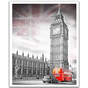 """Pintoo (h1538) - """"Big Ben, England"""" - 2000 piezas"""