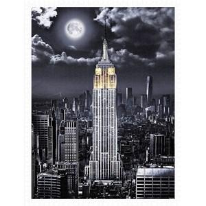 "Pintoo (h2120) - Darren Mundy: ""Empire State Building"" - 1200 piezas"