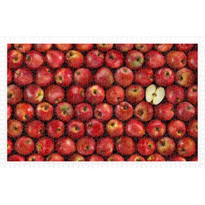 "Pintoo (h2006) - ""Fruits, Apple"" - 1000 piezas"
