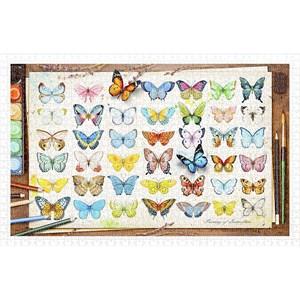 "Pintoo (h2027) - ""Beautiful Butterflies"" - 1000 piezas"