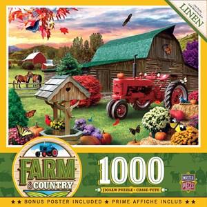"""MasterPieces (72020) - """"Harvest Ranch"""" - 1000 piezas"""