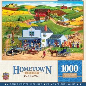 "MasterPieces (72027) - Bob Pettes: ""McGiverny's Country Store"" - 1000 piezas"