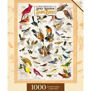 """MasterPieces (72049) - """"Songbirds"""" - 1000 piezas"""
