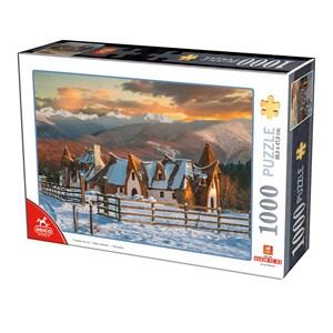 "Deico (76052) - ""Romania"" - 1000 piezas"