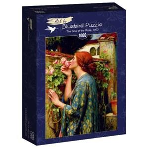 "Bluebird Puzzle (60096) - John William Waterhouse: ""The Soul of the Rose, 1903"" - 1000 piezas"
