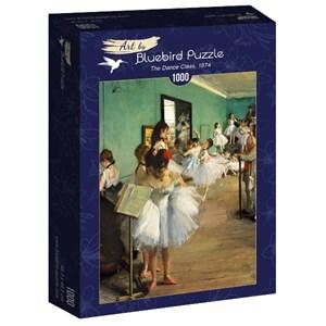 "Bluebird Puzzle (60046) - Edgar Degas: ""The Dance Class, 1874"" - 1000 piezas"