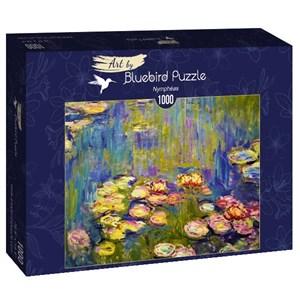 "Bluebird Puzzle (60044) - Claude Monet: ""Nymphéas"" - 1000 piezas"