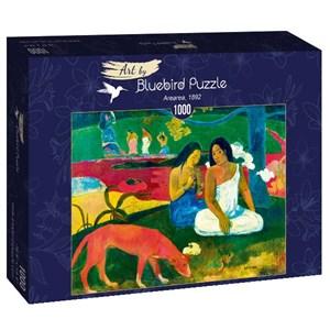 """Bluebird Puzzle (60090) - Paul Gauguin: """"Arearea, 1892"""" - 1000 piezas"""